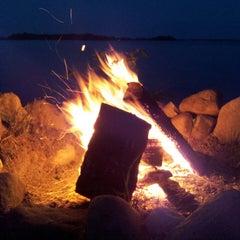 Photo taken at Breezy Point Resort by John M. on 7/1/2013
