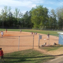 Photo taken at Mayberry  Field by Summer N. on 4/16/2013
