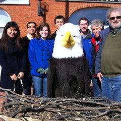 Photo taken at Alton Visitors Center & Regional CVB by Liz D. on 1/26/2013