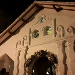 Photo taken at Iglesia La Niña María by Luis F. on 2/1/2015