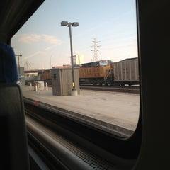 Photo taken at Gateway Multimodal Transportation Center by Birge on 7/11/2013