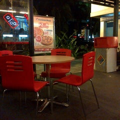Photo taken at Domino's Pizza by Eky A. on 11/3/2013