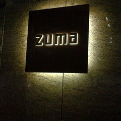 Photo taken at Zuma by Nasser B. on 6/9/2013