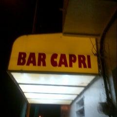 Photo taken at Bar Capri by Antonio A. on 11/25/2012