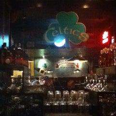 Photo taken at Celtics Pub by Israel on 1/4/2013