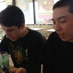 Photo taken at Taco Bell by Griffin G. on 4/3/2013