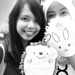 Photo taken at Daiso by Iffah on 10/25/2012