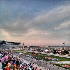 Photo taken at Texas Motor Speedway by Tom P. on 6/9/2013