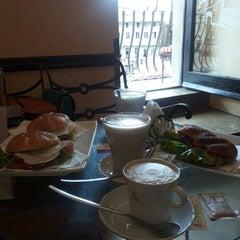 Photo taken at Gelateria Bar la Costarella by Татьянка on 7/9/2014