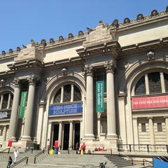 Photo taken at The Metropolitan Museum of Art by Mickey M. on 6/17/2013