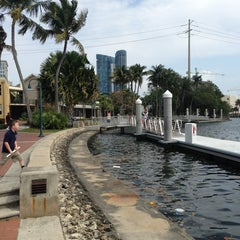 Photo taken at Esplanade Park by Nicole P. on 3/18/2013