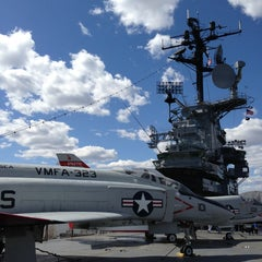 Photo taken at Intrepid Sea, Air & Space Museum by Eric R. on 3/30/2013