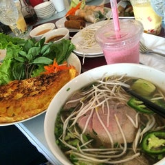 Photo taken at Nam Phuong Restaurant by Cake on 8/24/2014