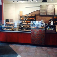 Photo taken at Panera Bread by Lily on 10/13/2014