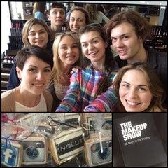 Photo taken at Inglot Cosmetics by Svetlana on 5/1/2015