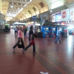 Photo taken at Trenes de Buenos Aires S.A. by Esteban S. on 4/25/2013
