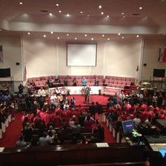 Photo taken at International Christian Center by Tati G. on 10/6/2012