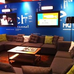 Photo taken at SundanceTV HQ by Liz R. on 1/20/2012