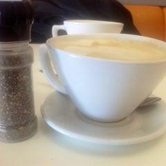 Photo taken at Primi Caffé by Steve M. on 10/1/2012