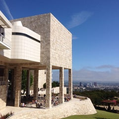 Photo taken at J. Paul Getty Museum by Roy A. on 7/24/2013