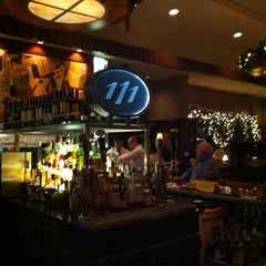 Photo taken at One Eleven Chop House (111 Chop House) by Steph T. on 12/17/2012