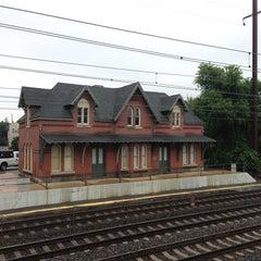 Photo taken at Amtrak/SEPTA: Newark Station by George D. on 7/12/2013