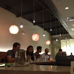 Photo taken at SUGARFISH | Marina del Rey by Hai T. on 10/6/2012