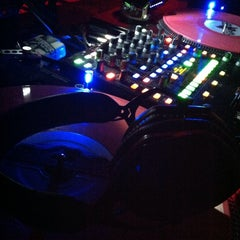 Photo taken at Aura NightClub by Daniel on 2/1/2014