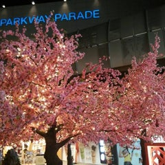 Photo taken at Parkway Parade by Y X Lim (. on 1/15/2016