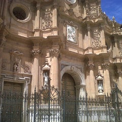 Photo taken at Catedral de Guadix by jose g. on 7/28/2013