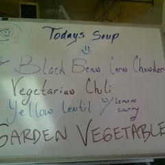 Photo taken at Goodwell's Natural Foods Market by Stephanie W. on 3/30/2013