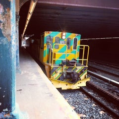 Photo taken at MTA Subway - 20th Ave (N) by Justin G. on 3/2/2014