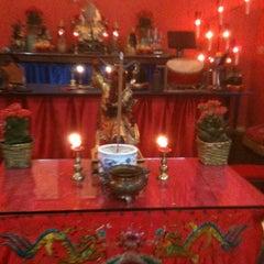 Photo taken at Sociedade Taoísta by Gal K. on 12/11/2013