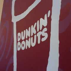 Photo taken at Dunkin' Donuts by Damien M. on 10/14/2012