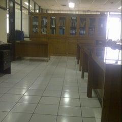 Photo taken at Kementerian Desa, Pembangunan Daerah Tertinggal dan Transmigrasi by Eko A. on 6/19/2013