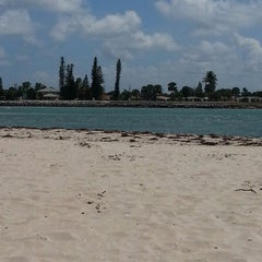 Photo taken at Fort Pierce Inlet State Park by Dominique R. on 4/27/2013