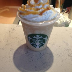 Photo taken at Starbucks by Victoria on 7/2/2013