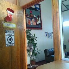 Photo taken at Liceo Carlos Gonzalez Cruchaga by Aracely A. on 12/21/2012