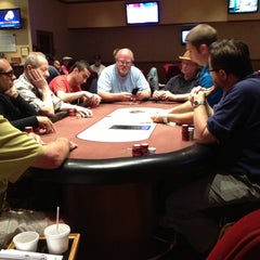Photo taken at Barona Poker Room by Tim P. on 5/4/2013