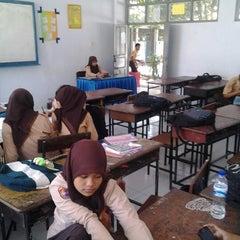Photo taken at SMAN 12 Makassar by wahyunap on 9/21/2012