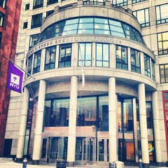 Photo taken at NYU Stern School of Business by Cassie K. on 6/4/2013