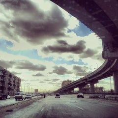 Photo taken at Ring Road | الطريق الدائري by A. O. on 12/26/2013