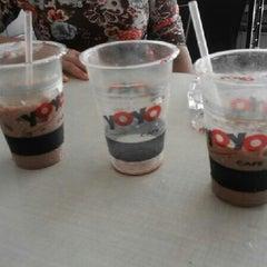Photo taken at Yoyo Cafe by yayabell on 5/27/2013