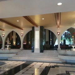 Photo taken at Hotel Istana by Lwelu _. on 2/10/2013