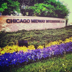Photo taken at Chicago Midway International Airport (MDW) by David B. on 5/18/2013