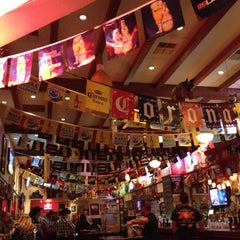 Photo taken at Hussong's Cantina Las Vegas by Shilpin M. on 4/21/2013