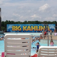 Photo taken at Noah's Ark Waterpark by Kyle on 8/6/2013