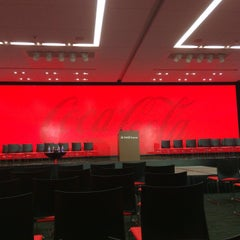 Photo taken at Coca-Cola Headquarters by Brooke C. on 11/3/2015