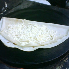 Photo taken at Best crepe by Wan 'Ali on 11/29/2012
