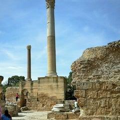 Photo taken at Carthage National Museum I Le musée national de Carthage I المتحف الوطني بقرطاج by Alexander R. on 10/6/2015